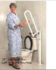 grab bars one solution for an accessible bathroom united